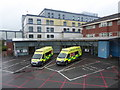 SK3234 : Royal Derby Hospital - A & E by Chris Allen