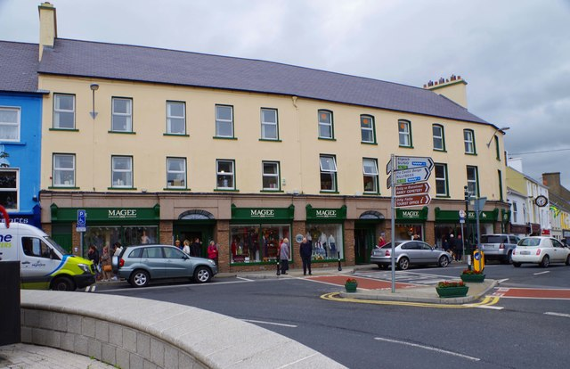 Guesthouse Diamond Lodgings, Donegal, Ireland - Booking