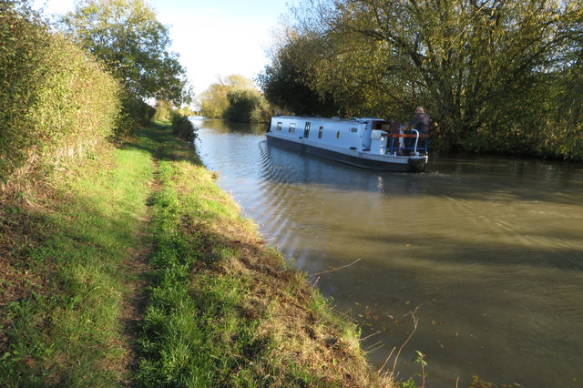 Grand Union Canal near BugBrooke