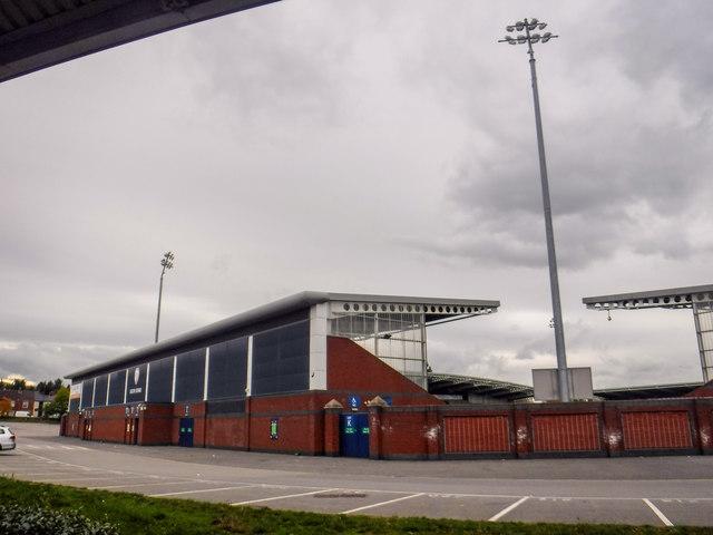 Chesterfield : Proact Stadium