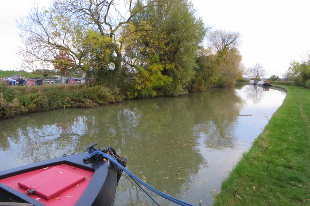Grand Union Canal and moorings