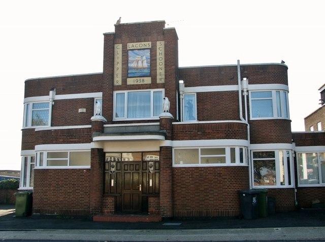 19 Friars Lane - the Clipper Schooner (former) public house