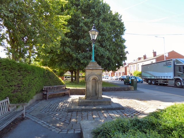 Woodley Drinking Fountain