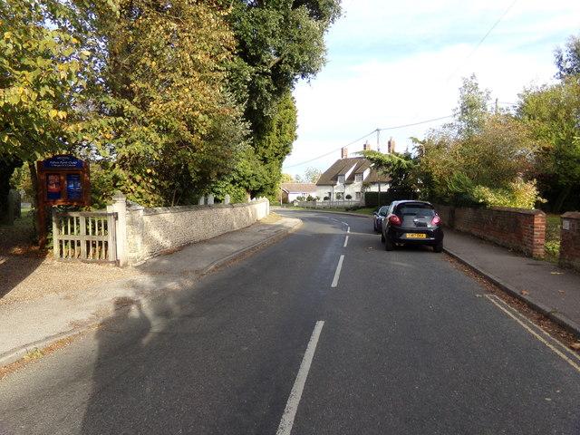 Green Lane, Aldham