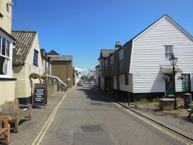 Leigh-on-Sea - Old Leigh