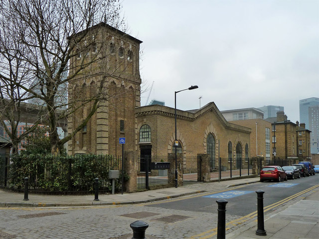East India Dock Pumping Station