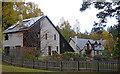 NH9418 : Modern Houses by Anne Burgess