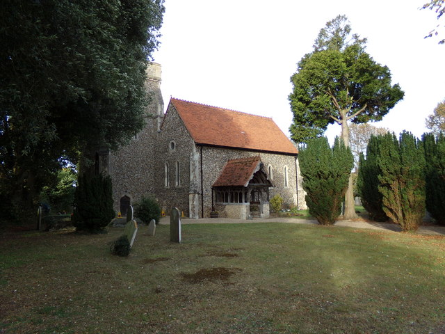 St. Margaret & St. Catherine's Church, Aldham
