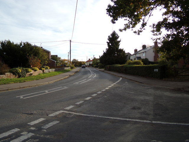 Brook Road, Aldham