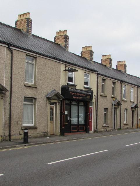 Property Management Rentals office in Hafod, Swansea