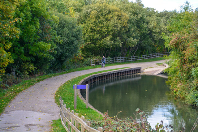 Chesterfield : Chesterfield Canal