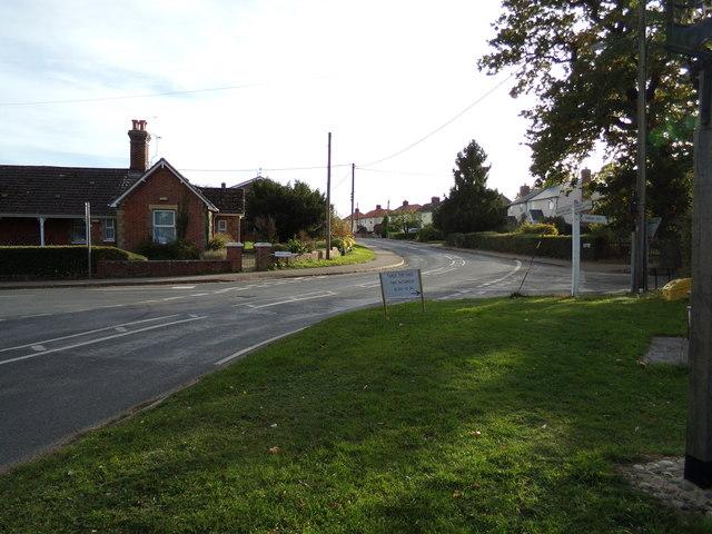 Brook Road, Aldham