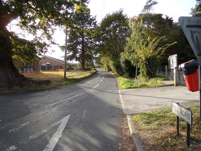 Tey Road, Aldham
