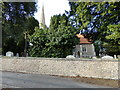 TL9125 : St. Margaret & St. Catherine's Church, Aldham by Adrian Cable