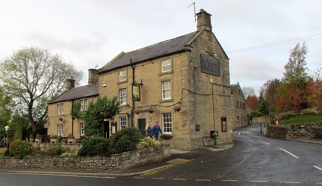 The Tavern in Tansley.
