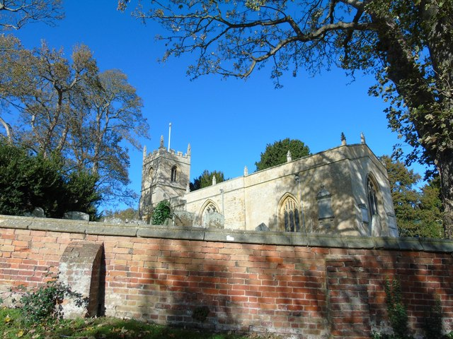 St Mary's, Preston on Stour