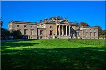 ST7734 : Wiltshire : Stourhead - Stourhead House by Lewis Clarke