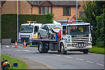 ST0207 : Cullompton : Honiton Road A373 by Lewis Clarke