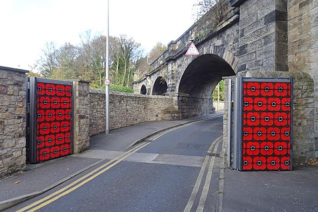 Flood Gates by Anne Burgess