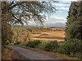 NH5256 : Loch Ussie Road by valenta