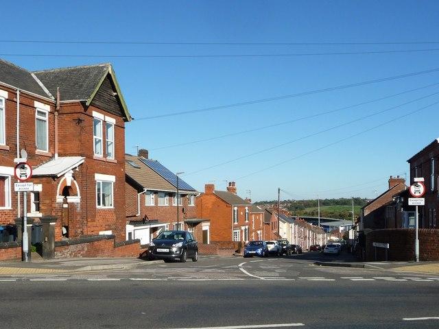 Nelson Street, Chesterfield