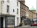 NU1813 : Shops on Market Street by Gordon Hatton