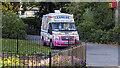 J3372 : Ice Cream Van, Belfast by Rossographer