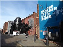 SK3588 : An intriguing visit to Kelham Island Museum (1) by Basher Eyre
