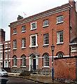 SJ4812 : 6 Quarry Place, Shrewsbury by Stephen Richards
