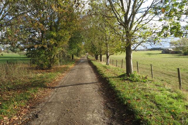 Barn Lane byway