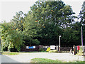 TL9126 : Entrance to Aldham Veterinary Centre by Adrian Cable