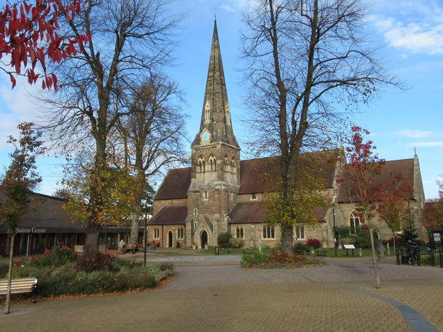 All Saints Church Kings Heath
