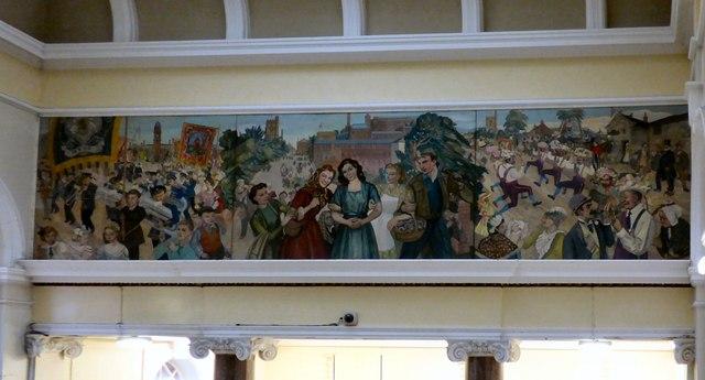 Festival of Britain Mural