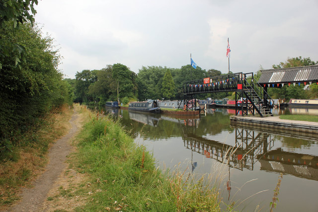 The Cheshire Ring Canal Walk