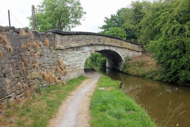 Bridge 87 on the Macclesfield Canal