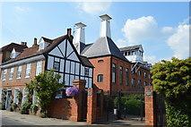 SU7682 : Henley Brewery Malthouse by N Chadwick