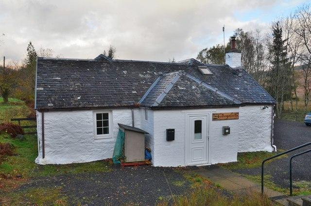 Inverardran Cottage, Crianlarich
