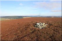NJ3638 : The Hill of Mackalea by Alan Hodgson