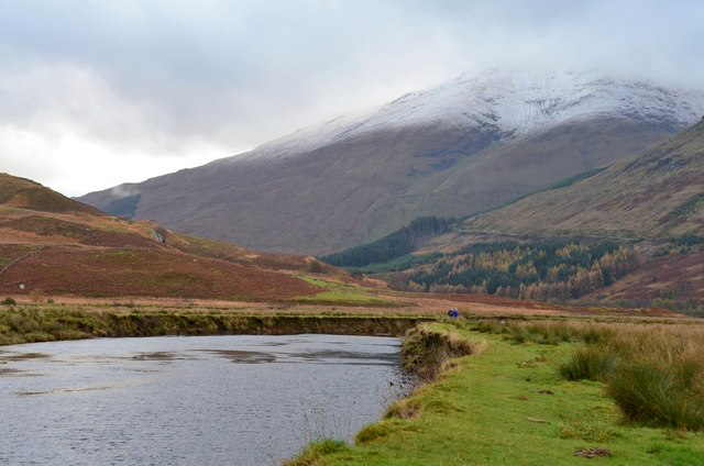 River Fillan at Crianlarich