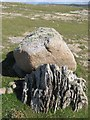 L5655 : Glacial erratic boulders by Jonathan Wilkins