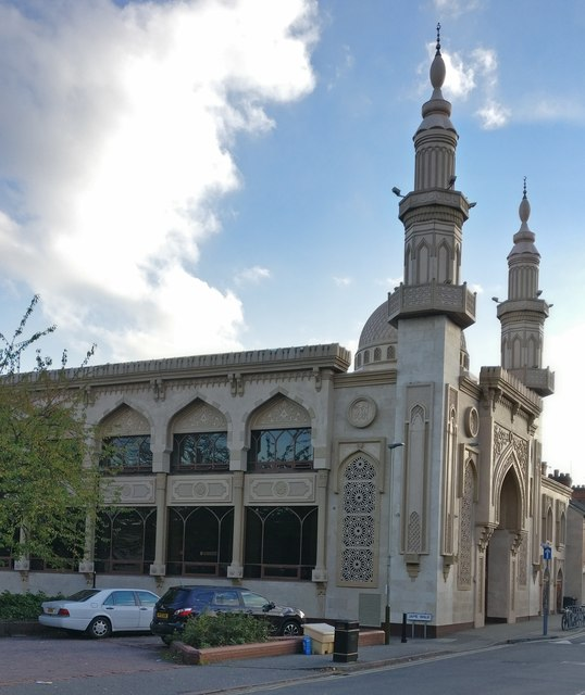 Jame Mosque on Asfordby Street, Leicester
