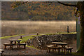 NH3809 : Pier at Fort Augustus, Scottish Highlands by Andrew Tryon