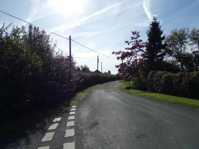 Lane Road, Wakes Colne