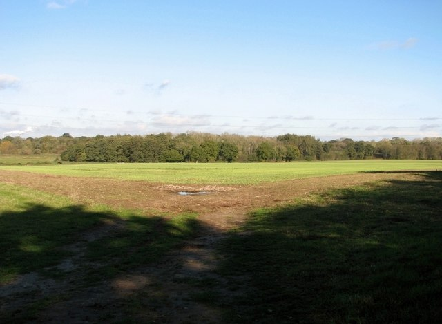 View towards Old Hall Carr