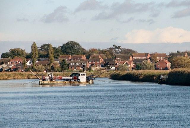The Reedham Ferry