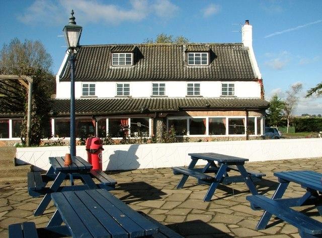 The Reedham Ferry Inn