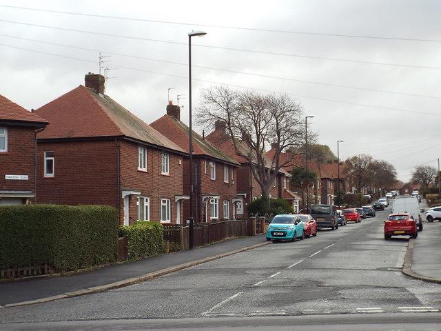Hadleigh Road, Sunderland