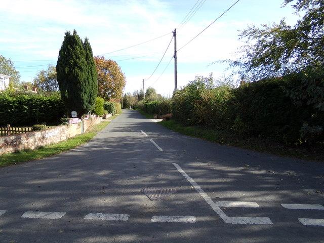 Inworth Lane, Mount Bures