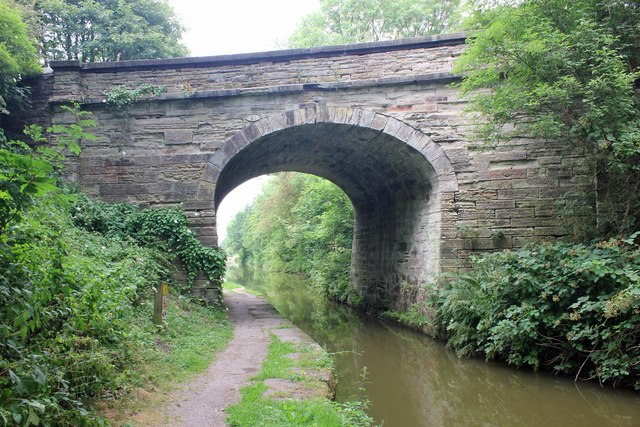 Bridge 91 on the Macclesfield Canal