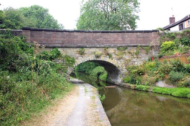 Bridge 92 on the Macclesfield Canal